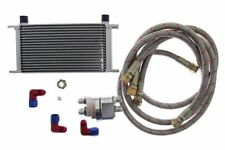 SPORT OIL COOLER RADIATORI OLIO KIT D1 SPEC DS-OT-004 19-ROWS 255x145
