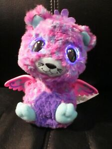 Hatchimal  Pink surprise Purple Hatched Wing Dragon Spin Master !