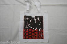 KASABIAN ARCHWAY TOTE BAG NEW OFFICIAL VELOCIRAPTOR EMPIRE 48:13 WEST RYDER