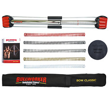 """Bullworker 36"""" Bow Classic -Full Body Workout- Compact Home Exercise Equipment"""