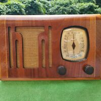 "1939 Philco vintage radio model 39-6 Beautiful Working "" Undocumented"" variant"