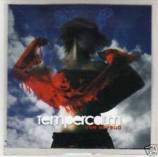 (K762) Tempercalm, True Novella - DJ CD