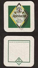 Bd-cerveza tapa-beermat, alpirsbacher klosterbräu, Selva Negra