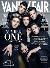 VANITY FAIR ITALY,One Direction,Zayn Malik,Harry Styles,Louis,Liam,Niall Horan