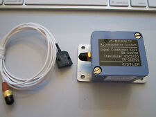 NEW KISTLER 8302A20/5202 254 mV/g ACCELEROMETER CALIBRATION VIBRATION