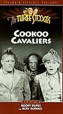 the Three Stooges VHS Cookoo Cavaliers