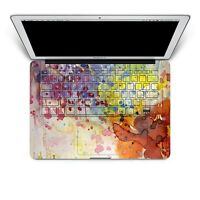 Macbook Air Keyboard sticker Mac pro Decal laptop keyboard Cover Protector