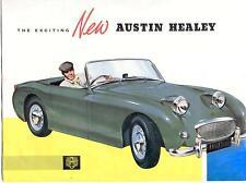 New listing Austin Healy Midget Bugeye Sprite Workshop Manual 360pg for Service & Repair