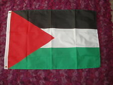 Palestinian Flag 2x3 Palestine Intifada Arab Al Quds Jerusalem bethlehem Gaza bn