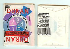 1985 Topps Duran Duran single Wax Pack