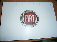 Fiat PUNTO 2007/2008 : notice d'utilisation