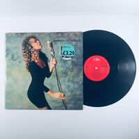 "Mariah Carey - Vision of Love (12"" Single Vinyl Record, 1990) CBS 466815"