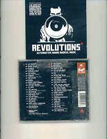 VARIOUS ARTISTS - REVOLUTIONS - 2005 UK DOUBLE CD ALBUM