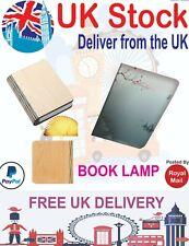 LED Lámpara de libro disponible con música y luz LED