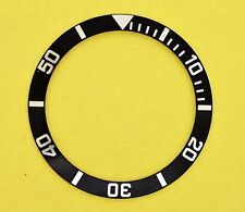 NEW SEIKO BEZEL INSERT FOR SEIKO 7S26-0050 DIVE WATCH NR-022