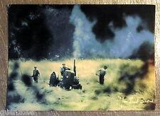 Carte postale campagne tracteur foin ferme Jean Daniel Sudres   postcard