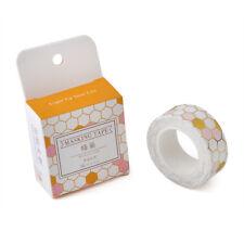 Pink Foil Paper Washi Tape Set Japanese Stationery Scrapbooking Decorative Tapes