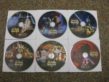 Star Wars DVD Trilogy Theatrical & 2004 SE Widescreen DVD (6 DVDS)