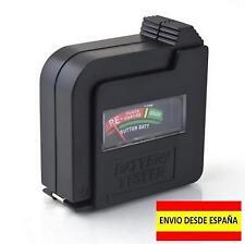 Comprobador de Pilas y Baterias tester baterias BT-860 *MANIPULACION Y ENVIO 24H