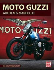 Leek: Moto Guzzi - Adler aus Mandello Prachtband Technik Modelle V2 Motor NEU!