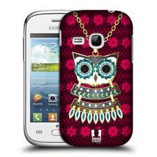 Cover e custodie rosso Per Samsung Galaxy Trend per cellulari e palmari Samsung