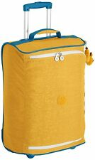 Kipling Cabin Sized 2 Wheeled Trolley Suitcase, 50 cm, Sunflower C