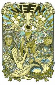 Ween Wilma Poster 2010-Gigposter- Poster Print