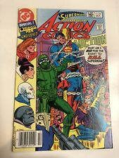Action Comics (1982) # 536 (NM) Canadian Price Variant CPV ! 1st App !