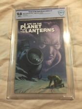 Planet On The Apes Green Lantern 1 CBCS 9.8 Like CGC Movie Poster Variant Wow!!!