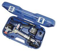 Lincoln 18V Power Luber Grease Gun 2 Batteries Cordless 18 Volt PowerLuber