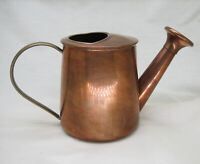 Vintage Tagus Brass Copper Plant Watering Can Made in Portugal