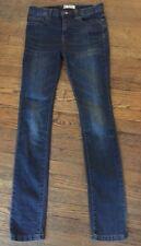 Free People Skinny Dark Wash Blue Denim Women's Jeans Size 26