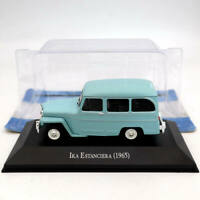 IXO Altaya 1/43 IKA Estanciera 1965 Diecast Models Collection Miniature car