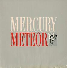 Big 1962 Mercury METEOR Brochure / Catalog