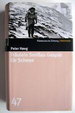 Fräulein Smillas Gespür für Schnee ✱ Peter Hoeg ✱ SZ Bibliothek # 47 ✱ brandneu