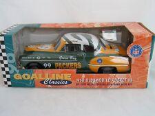 Green Bay PACKERS NFL 1950 Oldsmobile Rocket 88 Die Cast Car Bank by Ertl