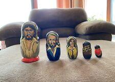 Bee Gees Nesting Matryoshka Dolls Rare