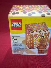 LEGO GINGERBREAD MAN #6186041 NEW in Box SEALED