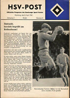 Oberliga Nord 60/61 Hamburger SV - Eintracht Braunschweig, 08.04.1961, Jäcker