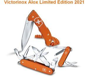 🌈 VICTORINOX ALOX LIMITED EDITION 2021 TIGER ORANGE