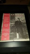 Hal Ketchum Past The Point Of Rescue Rare Original Promo Poster Ad Framed!
