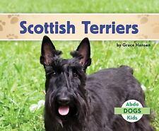 Abdo Kids Dogs: Scottish Terriers by Grace Hansen (2016)