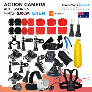 GOPRO Accessories Pack Action Camera Sports Bundle Pack Hero 9 8 7 6 5 4 3