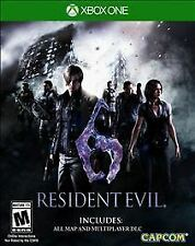 Resident Evil 6 HD for Xbox One XBOX-ONE(XB1) Action / Adventure (Video Game)