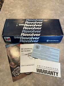 Original Smith and Wesson Model 29 Box with papers