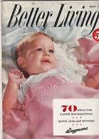 Better Living Mag 70 Ideas For Housekeeping May 1953 092619nonr