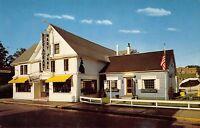 Bar Harbor Maine 1960s Postcard Mary Jane Restaurant