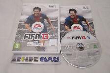 FIFA 13 Wii COMPLET (vendeur pro)