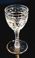 Beautiful Stuart Crystal Cordial Glass