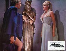 SEXY OLGA SCHOBEROVA THE VENGEANCE OF SHE  1968 VINTAGE LOBBY CARD #6